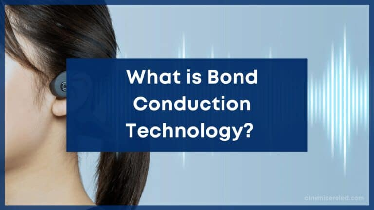 What is Bond Conduction Technology? How does it work?